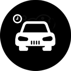 Quick, Express Car Wash Icon